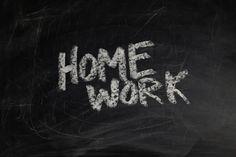 Board, School, Homework, Slate, Teaching, Chalk, Learn