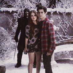 Lydia Martin & Stiles Stilinski #TeenWolf