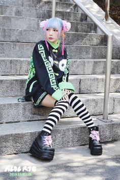 Japoneses fashion