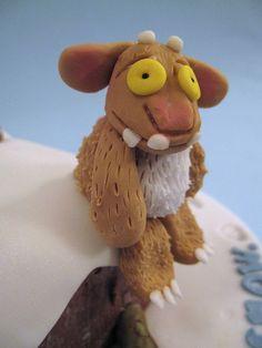 The Gruffalo's Child - close up
