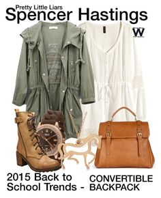 1000+ ideas about Spencer Hastings Fashion on Pinterest | Spencer Hastings Spencer Hastings ...