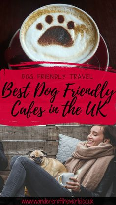 Are you looking for the best dog friendly cafes in the UK? Here are 12 cafes that allow dogs, plus some tips for taking your dog to a cafe. Dog Friendly Hotels, Eco Friendly, Dog Friendly Holidays, Dog Travel, Travel Uk, Dog Cafe, Travel Couple, Dog Friends, Best Dogs