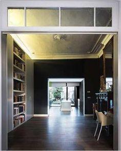 Herenhuis renovatie | Combinatie van klassiek en modern interieur
