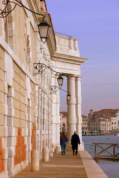Le Zattere - Punta della Dogana - Venice