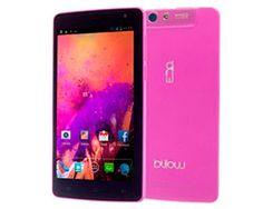 "164.79Eur. Smartphone BILLOW 5""HD IPS Qcore 16Gb S501 2Sim Purple       Tenerife IceCat"