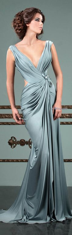 Mireille Dagher Spring Summer 2013 Ready to Wear