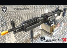 Another Airsoft KAC LMG Coming Soon