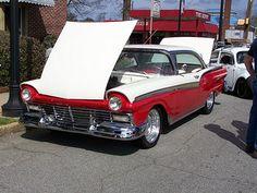 1957 Ford Fairlane 500 | by classicfordz