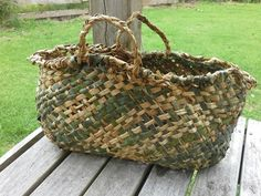 Restored and repaired Kete in keeping with integrity if the original