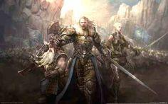 Fantasy Warriors - Desktop Nexus Wallpapers