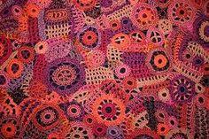 freeform crochet - Google zoeken