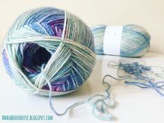 Annaboo's house: Head over Heels - Stylecraft Sock Yarn