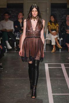 Givenchy Spring 2015 RTW Paris