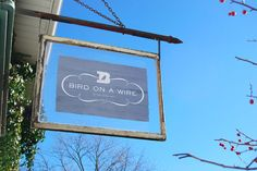 CODO Design: Bird on a Wire Branding