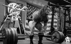 Dan Green Powerlifting Motivation Power Lifting Workout Guide World Class