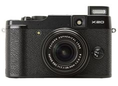 Обзор Fujifilm X20