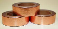 Masking tape copper