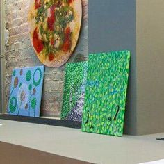 ..had to share a space with a giant pizza once. 🍕😄 ..Well it was an italian restaurant in Helsinki after all! .. Sadly my painting of 'Two Black Cats' never had a chance to grace a real gallery wall before it's departure to sunny California. At least it's in good hands now. ..Che bello!! 😎  .  .  #art #instaart #artist #artistsofinstagram #hoganfinland #instalike #konst #taide #chebello #restaurant #finland #artcollection #instaartist #fineart #artcollective #artistlife #artlife #painter… Giant Pizza, Sunny California, Artist Life, Original Art For Sale, Black Cats, Helsinki, Art Market, Photographic Prints, Insta Art