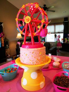 my sweet little family: Olivia's Lalaloopsy Party