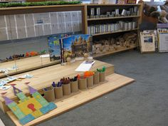 Transforming our Learning Environment into a Space of Possibilities. reggio emilia