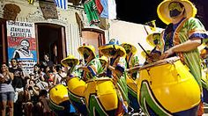 The Montevideo Carnaval of Uruguay is one of the most popular carnivals in South America, and is a highly reputable and fun affair.