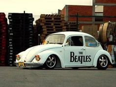 We had the Monkeemobile, why not the Beatlemobile? ;D