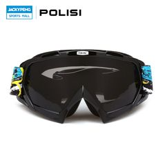 POLISI Motorcycle Motocross Goggles Gafas Ski Skiing Glasses Snow Snowboarding Goggles Winter Outdoor Protective Eyewear