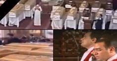 أخبار: بث مباشر لقداس شهداء الكنيسة البطرسية