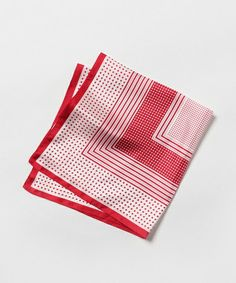 シルクドットスカーフスカーフ(バンダナ/スカーフ)|LE TiROiR de DRESSTERIOR(ル ティロワ ドゥ ドレステリア)のファッション通販 - ZOZOTOWN