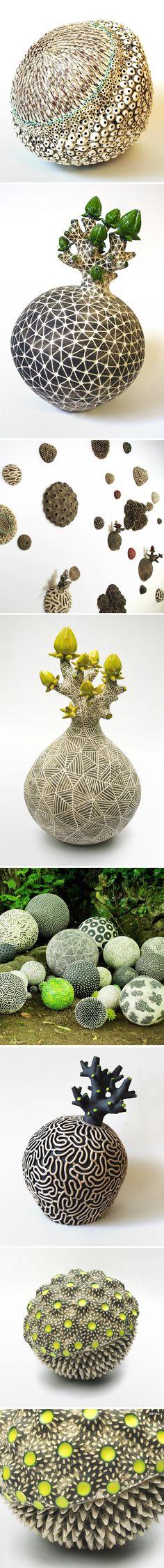 ceramics by éliane monnin