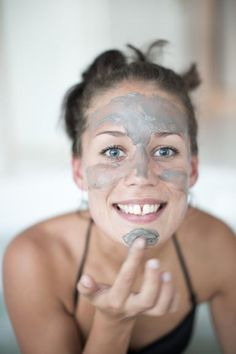clay-face-mask.jpg - Getty: Johner Images