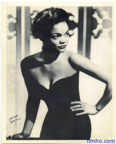 Singer, dancer and actress Eartha Kitt died at the age of 81 on Christmas 2009 with her daughter by her side. Description from finder.space.4goo.net. I searched for this on bing.com/images