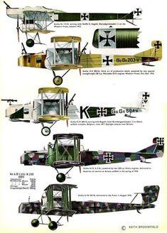 Gotha Bombers