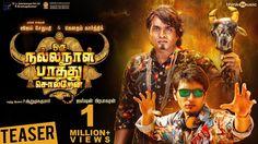 Oru Nalla Naal Paathu Solren Teaser | Vijay Sethupathi Gautham Karthik | Justin Prabhakaran #OruNallaNaalPaathuSolrenTeaser | #OruNallaNaalPaathuSolren 7C's Entertainment Pvt Ltd and Amme Narayana Entertainment Oru Nalla Naal Paathu Solren is an upcoming Tamil adventure comedy drama film written and directed by Arumuga Kumar. Vijay Sethupathi and Gautham Karthik appear in the lead roles while Niharika Konidela Gayathrie and Ramesh Thilak play other pivotal roles. Music composed by Justin…