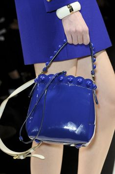#Moschino Fall 2012 #Handbags