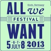 All We Want Festival Podcast by Max Abysmal #PODCAST #HOUSE