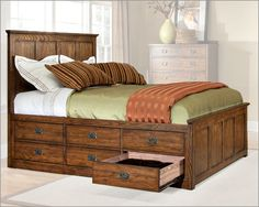 Beds – Shop the Full Collection of Platform Beds, Panel Beds ...