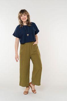 All About the Joss Pants | Seamwork Magazine