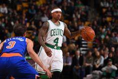 Isaiah Thomas, Knicks vs. Celtics - Feb. 25, 2015