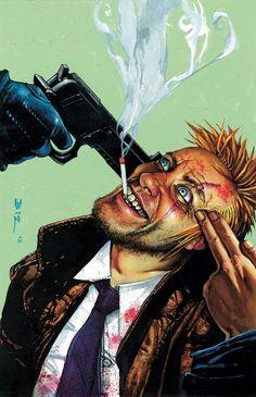 Simon Bisley: Hellblazer #296
