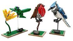 BrickLink - Set 21301-1 : Lego Birds [LEGO Ideas (CUUSOO)] - BrickLink Reference Catalog