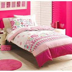 Magical Garden Duvet Cover Girls bedroom
