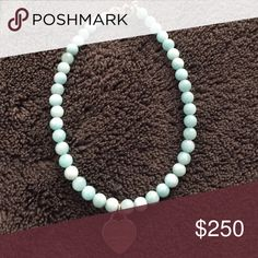 ***ISO***  Blue Return To Tiffany Bead Bracelet ***ISO*** Blue Return To Tiffany Bead Bracelet Tiffany & Co. Jewelry Bracelets