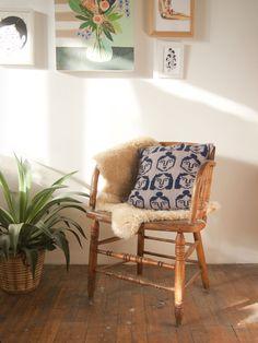 Leah Reena Goren - Knit Pillow