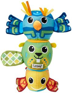 Lamaze Totem Pole Stackers Developmental Toy (Discontinue...