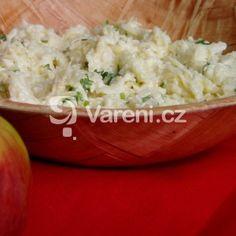 Fotografie receptu: Celerový salát s jablíčkem