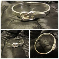 NEW! Buckle silver bracelet. Silver bracelet that buckles open and shut. Very fun to pair with other bracelets or wear it alone! Urban Outfitters Jewelry Bracelets