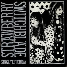 "For Sale - Strawberry Switchblade Since Yesterday Germany  7"" vinyl single (7 inch record) - See this and 250,000 other rare & vintage vinyl records, singles, LPs & CDs at http://eil.com"