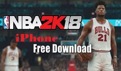 NBA 2K18 for iPhone iOS Free Download