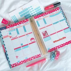 Planner Decorations July 2016 (Erin Condren Vertical)